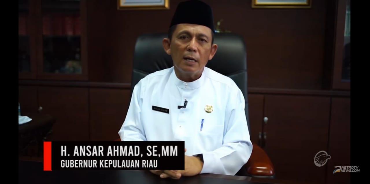 Gubernur Kepulauan Riau : Pemulihan Ekonomi Menjadi ...
